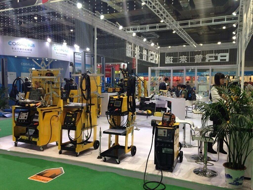 El equipamiento, protagonista en Shanghai.