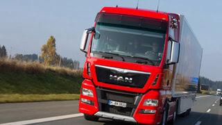 Las ventas de camiones crecen el 40,5% hasta noviembre