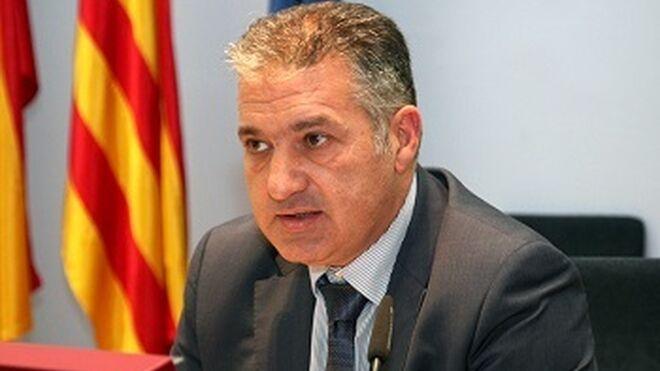 Ramón Casas, secretario general del Gremio de Talleres de Barcelona