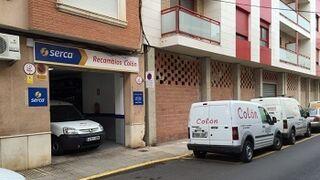 Recambios Colón (Serca) estrena punto de venta en Alzira