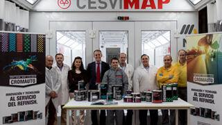 Cromauto presenta sus líneas de productos en Cesvimap