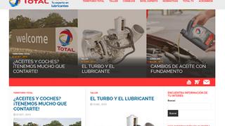 Total pone en marcha un blog para talleres y usuario final