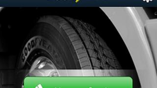 ServiceLine 24h, nueva aplicación de asistencia en carretera de Goodyear