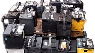 El mercado de la compra de baterías usadas, investigado por la CNMC