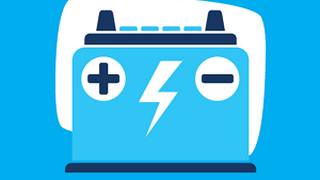 La capacidad de la batería se reduce por cada grado que cae la temperatura