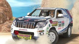 Confortauto ofrece descuentos en neumáticos por su participación en el Dakar 2016