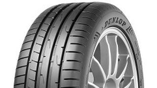 Sport Maxx RT2, nuevo neumático de ultraaltas prestaciones de Dunlop