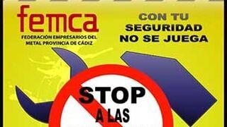 Los talleres de Cádiz piden que se cierren y precinten los locales de ilegales