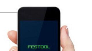 Festool estrena app de realidad aumentada