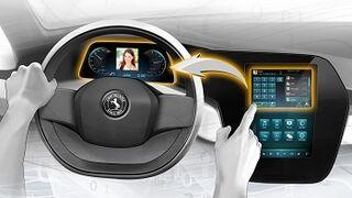 Nuevo sistema de envío y recepción de datos online para coche conectado