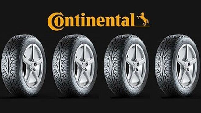 Letamendi ofrece 4x3 en neumáticos Continental a sus clientes