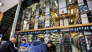 El precio de los recambios cayó el 1,2% en 2015