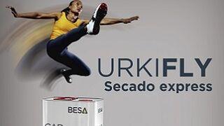 Urki-Fly, nuevo barniz UHS de secado rápido de Besa