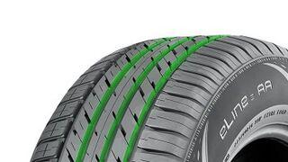 eLine2, nuevo neumático de verano de Nokian con calificación AA