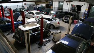 Caen el 40% las reclamaciones de clientes en los talleres de Asetra