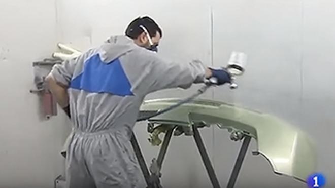 Denuncian uso de disolventes contaminantes en talleres andaluces