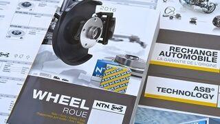NTN-SNR presenta su catálogo para 2016 de rodamientos de rueda
