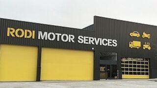 Rodi Motor Services amplía su red con un nuevo centro en Tarragona