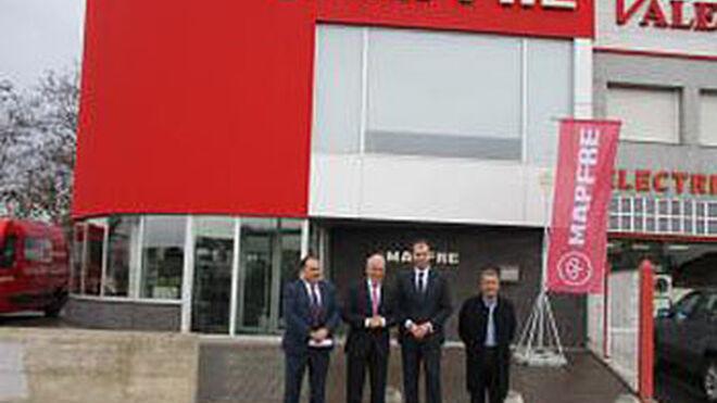 Mapfre abre en Logroño un nuevo taller propio