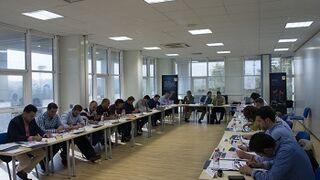Glasurit forma a sus talleres clientes en gestión y estrategia