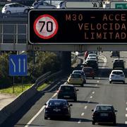La facturación de los talleres bajó un 33% con Madrid Central