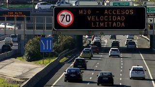 La facturación de los talleres bajó el 33% con Madrid Central