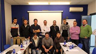 PPG forma a talleres clientes de Suministros Adarra