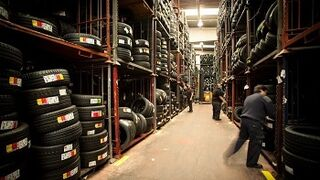 El mercado de reposición de neumáticos crecerá el 6% en 2016, según Grupo Andrés