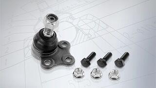 Nuevas rótulas de carga Meyle para Renault Master y Trafic