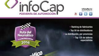 La versión digital de InfoCap Ruta del Neumático 2016, ya disponible
