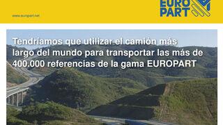 Europart estrena nueva imagen en España