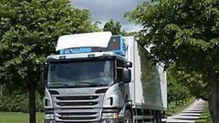 La venta de camiones consigue su mejor registro desde 2008