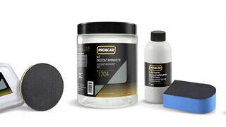 Pro&Car presenta su gama de productos descontaminantes