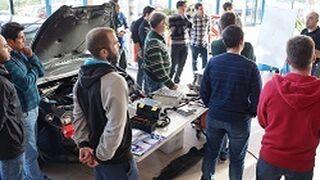 Más de 30 talleres, en las primeras formaciones de Recambios Segorbe en 2016