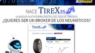 Tirex35 o cómo comprar neumáticos como en la bolsa