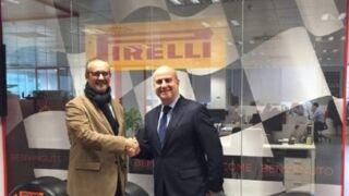 Pirelli y Autia sellan su acuerdo de colaboración
