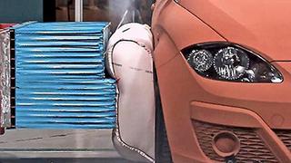 Desarrollan airbags exteriores para proteger de colisiones laterales