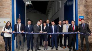 Liberty inaugura en Sevilla su tercer punto de redireccionamiento de vehículos