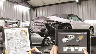 Ocho de cada diez talleres no tienen digitalizados los procesos de reparación