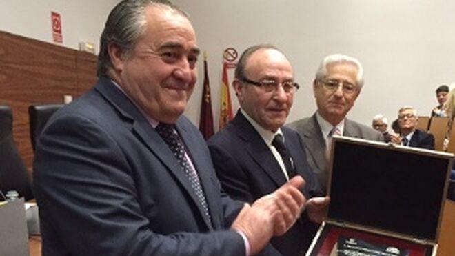 José de la Cruz López, nuevo presidente de Gretramur