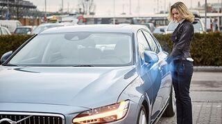 Volvo ofrecerá vehículos sin llave a partir de 2017