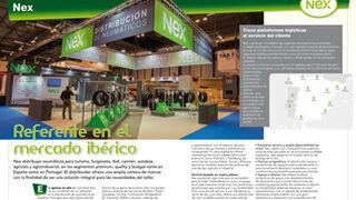 Nex, referente en el mercado ibérico