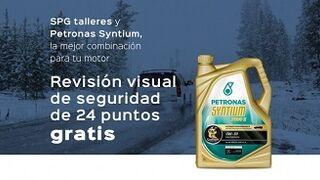 SPG Talleres revisa el coche de forma gratuita