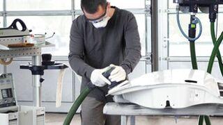 Festool y 3M lanzarán un nuevo sistema para la reparación de carrocerías