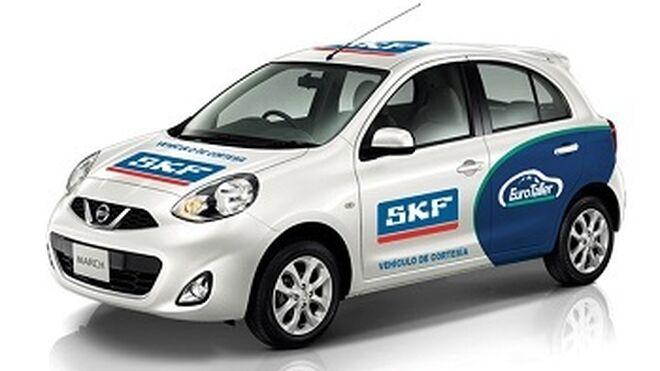 SKF y EuroTaller vuelven a sortear un coche de sustitución entre los miembros de la red
