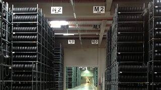 Michelin amplía el centro logístico de Araia (Álava)