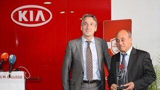 Talleres M. Gallego, uno de los 30 mejores concesionarios KIA en Europa