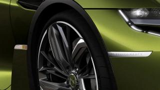 Michelin Pilot Super Sport, en el nuevo DS E-Tense