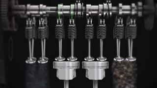 La desconexión de cilindros en el motor TSI