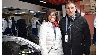 PPG Refinish se lleva a un taller cliente a la F1